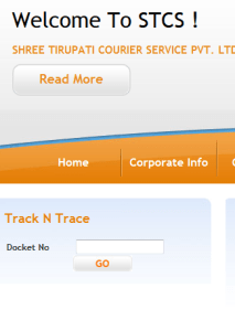 Shree - Tirupati - Courier - Tracking